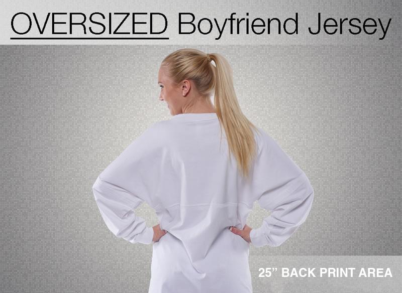 Boyfriend Jersey