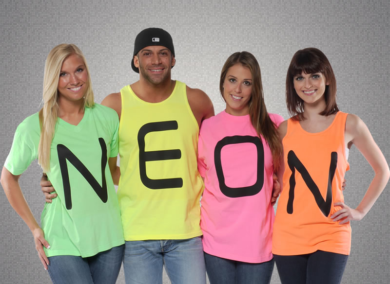 Neon Tees