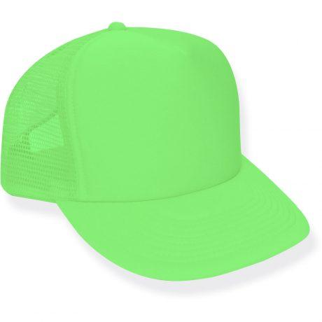 Neon Green Trucker Hat