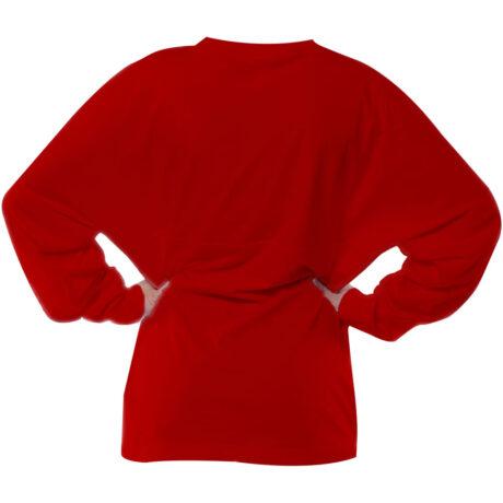 Red Boyfriend Jersey