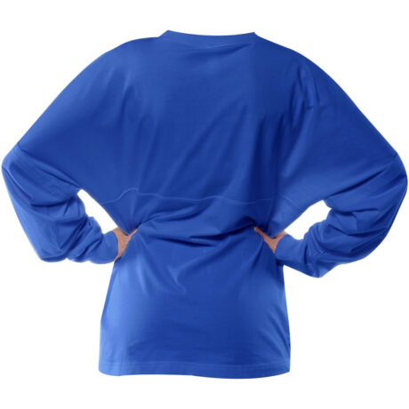 Royal Blue Boyfriend Jersey