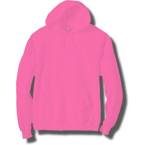 Adult Neon Pink Hoodie