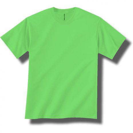 Neon Green Short Sleeve Tee