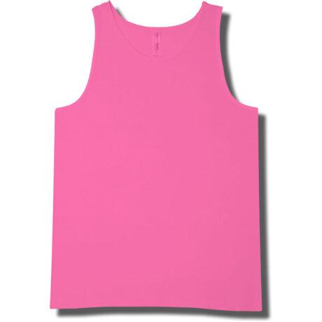 Neon Pink Tank Top