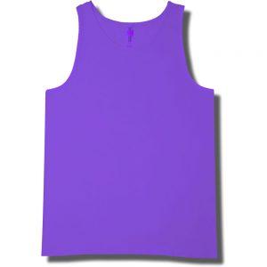Neon Purple Tank Top