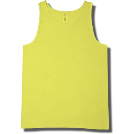 Neon Yellow Tank Top
